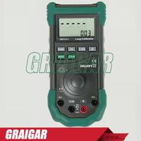 High Accuracy Loop calibrator MS7217 Digital process calibrator with Large LCD