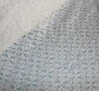 2014120702  Free Shipping  Nylon cotton Lace Fabric For fashin Dress
