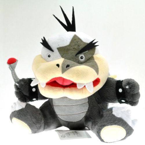"""Super Mario Bros Morton Jr.Big Mouth Koopa Bowser Koopalings 9"""" Mario Brothers Plush Doll Toy Stuffed Animals(China (Mainland))"""