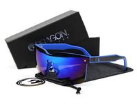 DRAGON MANSFIELD Sunglasses 2015 New Arrive Men Fashion Wayfarer Sunglass Rivet Conjoined Lenses Come With Box Free Shipping