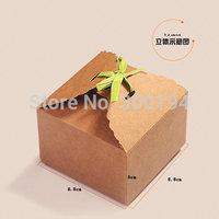 Baking Packaging Box, paper box, gift box, portable box, kraft paper box