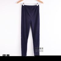 leggingSpring 2014 new Korean version of the knee patches grew code plus leggings pantyhose feet pants wholesale children