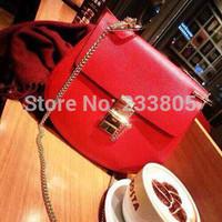 Genuine leather bags women handbag fashion designer famous brand ladies tote shoulder bag bolsas femininas 2015 messenger bag