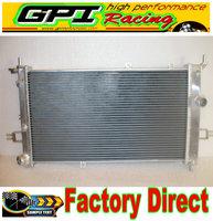 Aluminum HIGH FLOW ALLOY RACE RADIATOR RAD for OPEL ASTRA G MK4 Z20LET GSI SRI TURBO 42mm