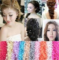 Hot Sale Versatile Bride Hair Accessories Christmas Accessories Bridal Accessories 500Pcs/Lot Free Shipping