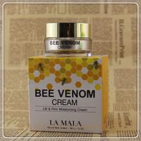 Thailand Lamala Bee Venom full effect of wild Bee Venom cream  The spot whitening and anti-wrinkle free  shipping