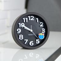 fashion circle fashion home alarm clock cartoon alarm clock quartz clock