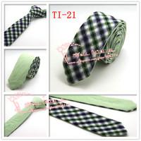 Free shipping Cheap,2015 Brand New,Men Check corbatas business fashion Formal Slim necktie,Mens Wedding Skinny Neck Ties,TI21