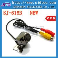 Night vision HD CCD car universal rear view  mini car camera back up camera