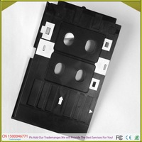 L800 T50  PVC ID Card Tray/Plastic Tray  Inkjet Print For E-pson Printer And Free Shipping