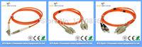 SC duplex  multimode fiber optic patch cord