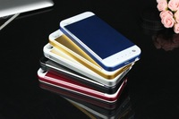 30pcs Newest 3500mAh Aluminum Rechargeable External Battery  Backup Case Cover Powerbank Bateria Externa 5Color For iPhone 5 5S