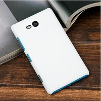 Hard Rubberized Matte Snap-On Slim Cover Case for Nokia Lumia 820