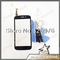 Original Touchscreen Touch Screen Digitizer Glass Replacement For Wiko Stairway Capactive +Open Tools
