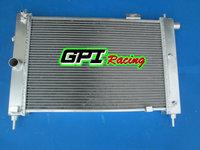 GPI aluminum radiator FOR Vauxhall MK2 Astra 2.0 16v GTE Alloy Radiator 1983-1991 1984 1985 1986 1987 1988 1989 1990