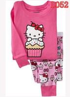 New arrival Topsale baby boy  pajamas 100%Cotton Kids Clothes Boys set kids clothes  Retail 1 set  =1 T-shirt -1 Pant C-002