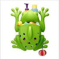 Baby bath toy bathe goods/toys storage rack frog image multifunctonal lovely new baby 1pcs/lot