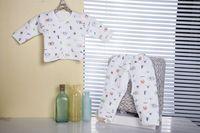 (5pcs/set,5set/lot)Newborn Baby Clothing Set Brand Baby Boy/Girl Clothes 100% Cotton Cartoon Underwear,Free Shipping