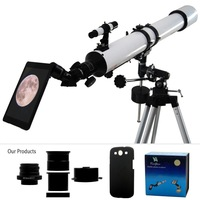 Free shipping Optical Zoom mobile Cellphone Telescope Telephoto Lens For samsung s3  9300