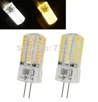 2014 Brand  NEW G4 SMD3014 3W AC220V  LED  G4 64LED  VS 30-40W halogen  360 Beam Angle 500PCS Free shipping