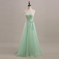 2014 Long  Bridesmaid Dresses Bride Wedding Party Mint Green Purple Violet  Prom Dress Under $50