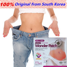 Special price 10pcs Model Favorite MYMI Wonder Patch Belly Slimming Products To Lose Weight And Burn Fat Abdomen Slimming Creams