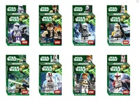 Wholesale 80pcs Star Wars clone troopers Legoland Building Blocks  Educational DIY Toys For Children compatible Legao