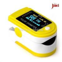 Finger LED Pulse Oximeter Blood Oxygen SPO2 PR Saturation Portable Oximeter Monitor,Free Shipping