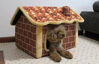 Pet Dog Kennel Pet Nest Dog House Cat Litter Free Shipping