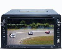 "High Def Car DVD Player GPS 6.2"" Touch screen navigation dvd automotivo 2DIN Car Stereo Car Video bluetooth mp3 players"
