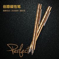 Pen dual pen magnetic pen supplies gift