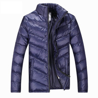 new men winter jacket warm famous brand cotton coat high quality free shipping