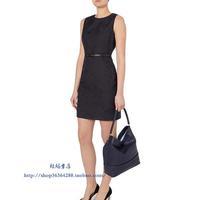 2014 autumn m for ar cs one-piece dress ol elegant intellectuality fabric