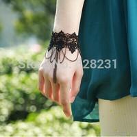 10pcs/lot Lace bracelet vintage wristbands cos antique jewelry bracelet