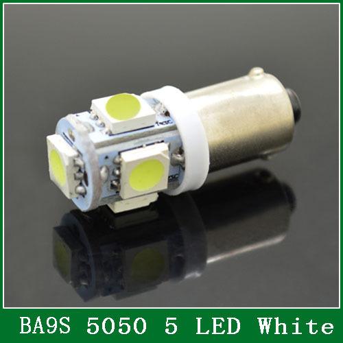 Источник света для авто ERNR 10 BA9S 12V 5050 5 SMD 5 Sourse источник света для авто 10pcs lot g4 9 smd 5050 12v