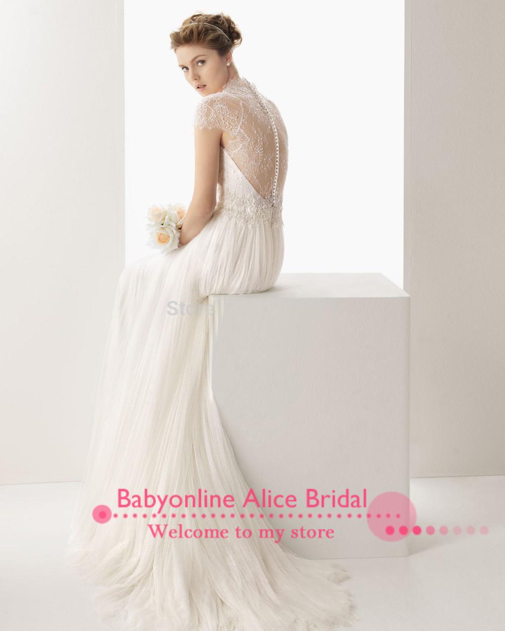 Diseño del vestido de boda en línea