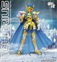 New Galactic Nebula Saint Seiya Myth Cloth EX Aquarius / Verseau Camus Figurine Free Shipping