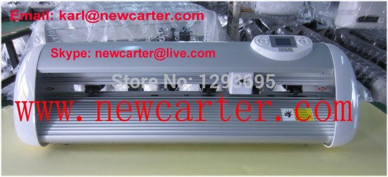 Creation 24'' Cutting Plotter CT630H Vinyl Graphic Cutter With Contour Cutting Desktop Vinyl Sign Cutter Heat Press PU Cutter(China (Mainland))