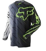 2014 NEW motocross Jerseys Dirt bike cycling bicycle MTB downhill shirts motorcycle t shirt Racing Jersey,Light grey