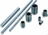 CNC Parts Set,48PCS SC16UU+32PCS SK16+32PCS LMEF16UU +16PCS 16mm linear round rail+24PCS M5 thread 16mm linear round rail