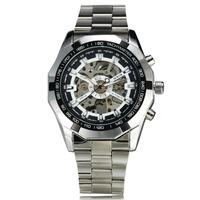 Xmas Gift ! Fashion Wild Dress Sports Watches Men Luxury Brand Mechanical Watch Vintage Steel Band Hot Watches relogio masculino