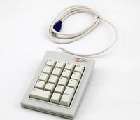 STB-18a a mechanical numeric keypad best quality USB/ps2