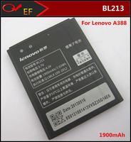100% New Original BL213 1900mAh Lenovo cell Phone Battery  For Lenovo MA338 MA388A