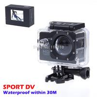 Action extreme Sport Cam Camera Waterproof 30MP Full HD 1080p Gopro Camcorder DVR Video Photo Helmet cam SJ4000 DV