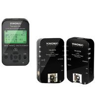 3pcs Yongnuo Wireless i-TTL Flash Trigger YN-622N YN-622N-TX for Nikon Radio 1/8000s D7100 D5200 D5100 D5000 D3200 D3100 D3000