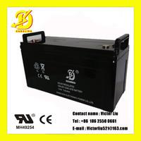 12v120ah deep cycle lead acid solar battery
