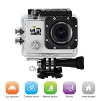 2.0 inch LCD SJ6000 WIFI Full HD Action Video Camera Cam Waterproof Camcorders DV DVR , 30M Diving Underwater Cameras 0.3-DVR37