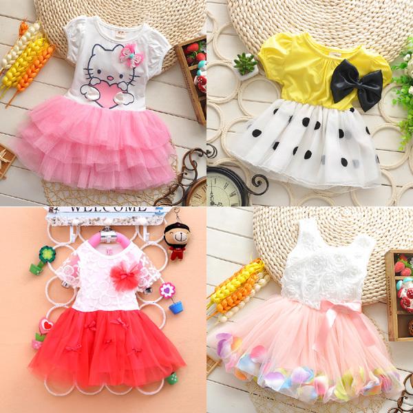 Платье для девочек No
