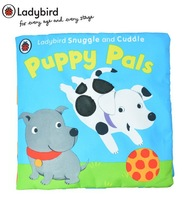 New Brand baby learning & education cloth book kids touch toys infant boys & girls soft books Free Shipping