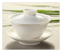 Free shipping, promotion product, cheap Chinese traditional kong-fu tea pot, tea cup, Gaiwan, ceramic porcelain tea pot